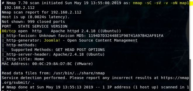 VulnHub DC: 3 Walkthrough – Pentester Journey